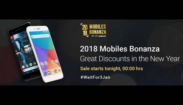 Flipkart 2018 Mobile Bonanza: Xiaomi Mi Mix 2,Google Pixel 2, Mi A1, Moto G5 Plus and more get big discounts