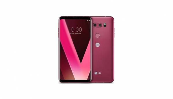 "LG confirms launch of upgraded LG V30 at MWC 2018, G7 to be ""little bit late"" says company"