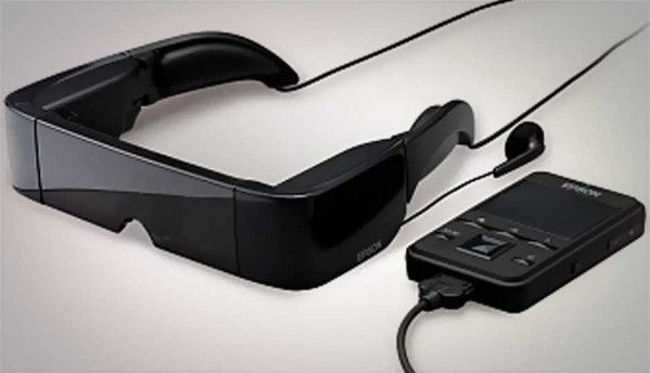 Epson launches innovative Android-based see-through mobile viewer