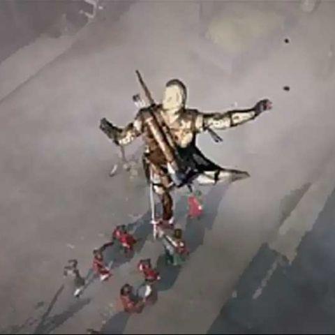 Inside Assassin's Creed III: Part Three