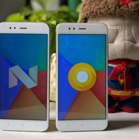 Xiaomi Mi A1: Android Oreo vs Android Nougat