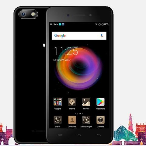 Micromax Bharat 5 Plus 4G smartphone with 5000mAh battery, 8MP rear camera quietly listed on company's website