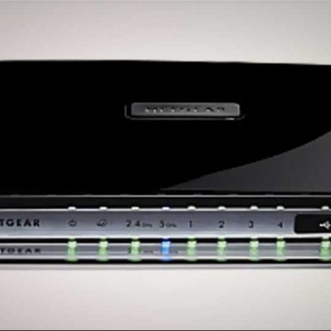 Netgear N750 Dual Band Gigabit WiFi Router Premium Edition launched in India