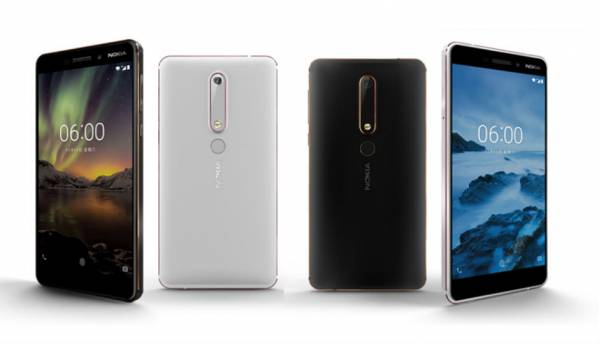Nokia 6 (2018), Nokia 7 now receiving Android 8.0 Oreo update in China