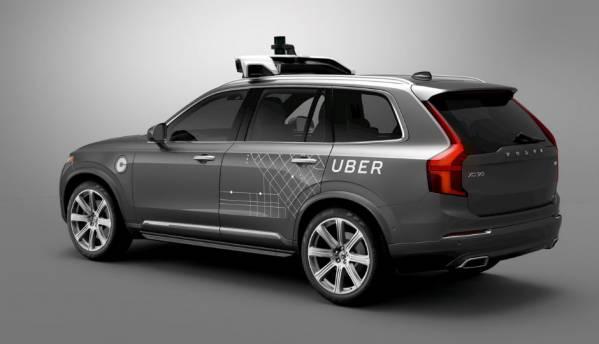 Nvidia to power Uber's future self-driving fleet