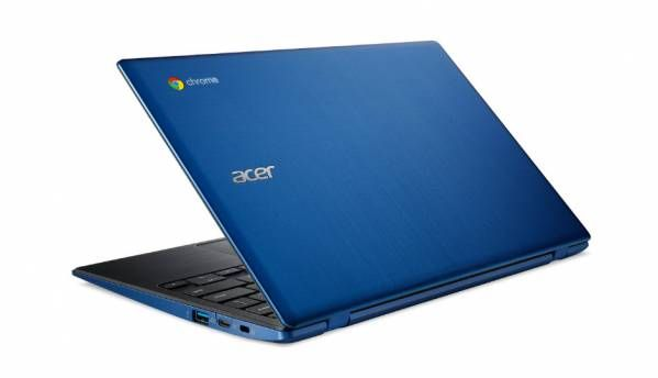 Acer Chromebook 11 with 11.6-inch display, full Google Play support unveiled at CES 2018