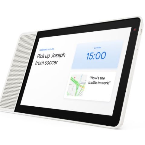 Lenovo unveils Google Assistant-powered Smart Displays rivaling Amazon's Echo Show at CES 2018
