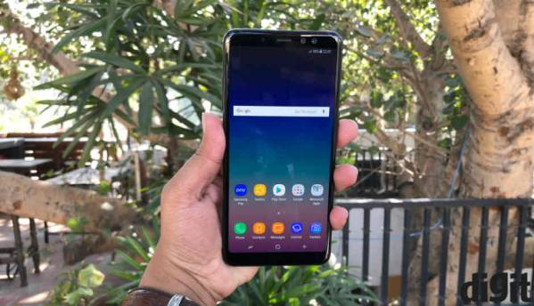 Samsung Galaxy A8+ (2018) with dual selfie cameras, Infinity display launched at Rs 32,990
