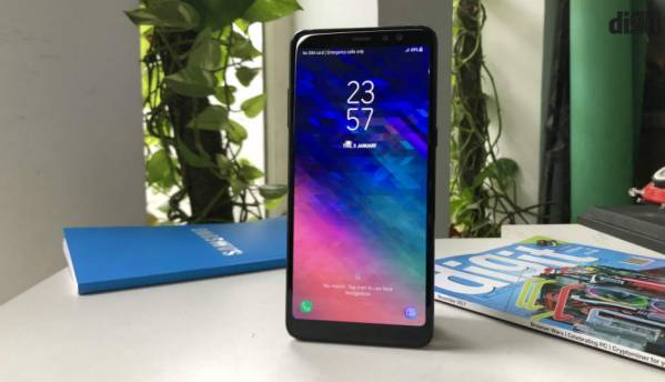 Samsung Galaxy A8/A8+ receive Android Oreo update with Dolby Atmos