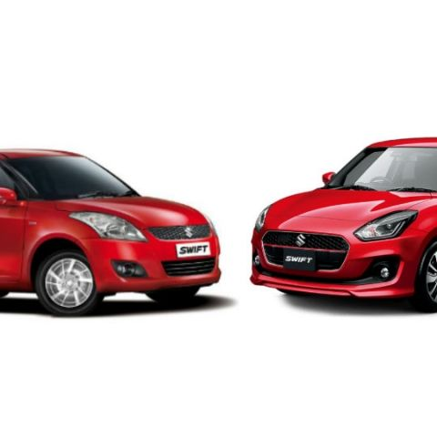 2017 Maruti Suzuki Swift v. present generation Swift: In-depth comparison