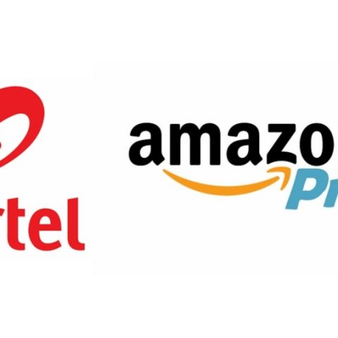 Airtel offers free one year of free Amazon Prime membership to their Infinity Postpaid, V-Fiber broadband users