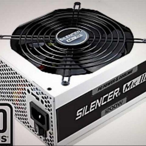 OCZ releases Silence Mk III 1200W power supply in India