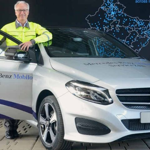 Mercedes-Benz introduces Mobilo 24x7 customer assistance service
