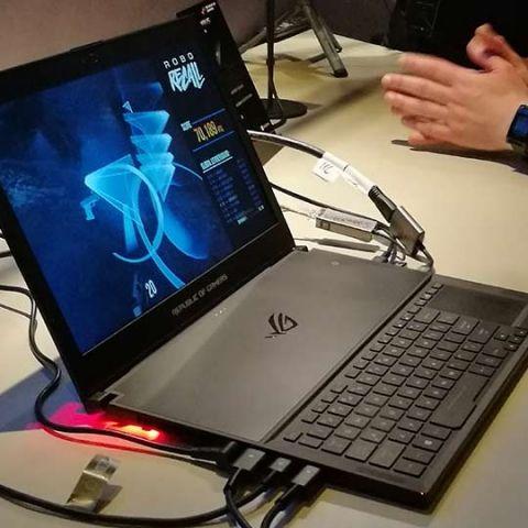 ASUS GX501 Zephyrus Gaming Laptop Review