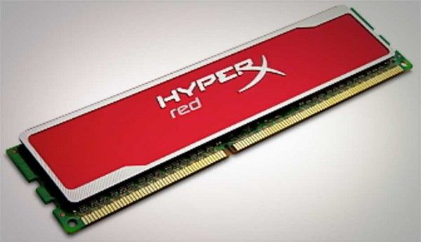 Kingston makes HyperX red a permanent addition to product line