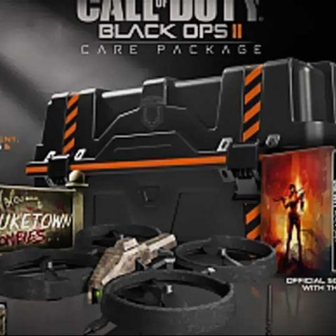 Would you pay $180 for the Call of Duty Black Ops II limited edition?