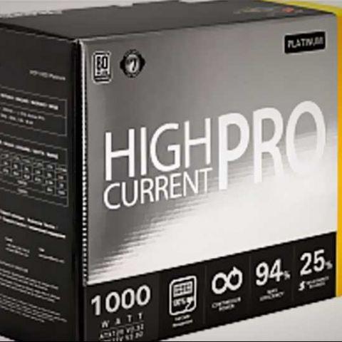 Antec launches High Current Pro 1000 Platinum PSU in India