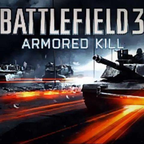 Battlefield 3 'Armored Kill' DLC launching on September 4