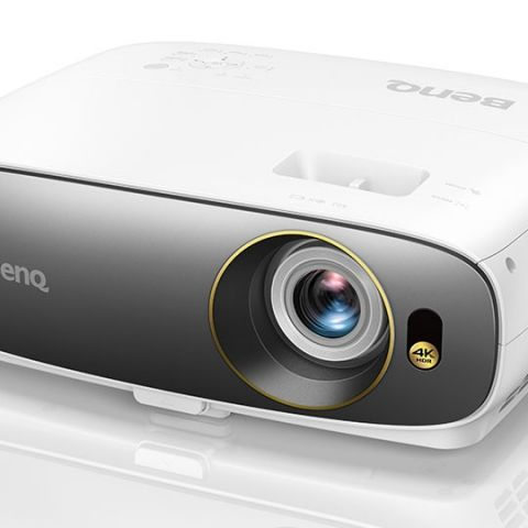 BenQ launches two new 4K UHD HDR Projector models priced starting at Rs 2.25 lakhs