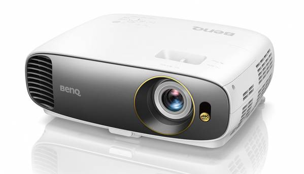 BenQ launches W11000 and W1700 affordable 4K Home Cinema projectors in India