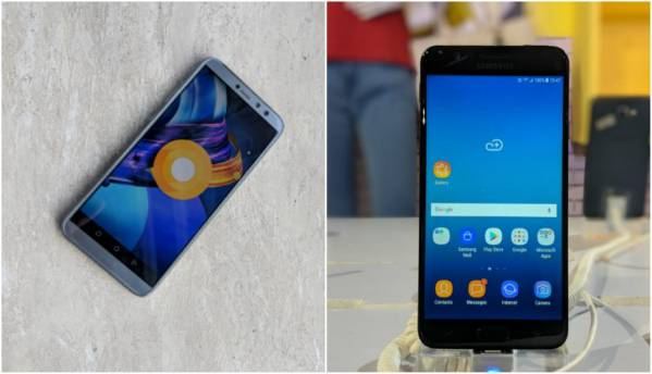 Honor 9 Lite vs Samsung Galaxy On7 Prime: Spec comparison
