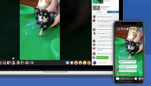 Facebook introduces 'Watch Party' feature to let group members watch videos together