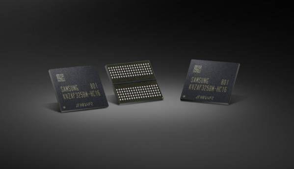 Samsung begins mass production of GDDR6 memory