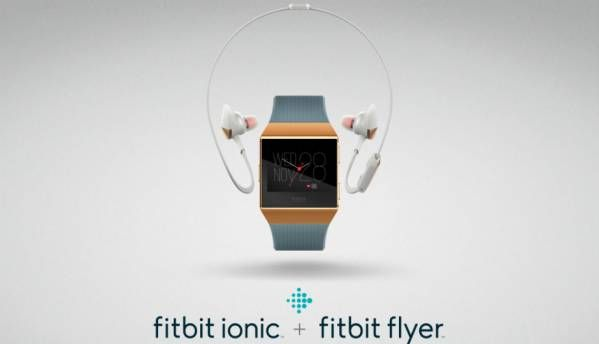 Fitbit launches 'Ionic' smartwatch, 'Flyer' headphones and 'Aria 2' smart scale in India