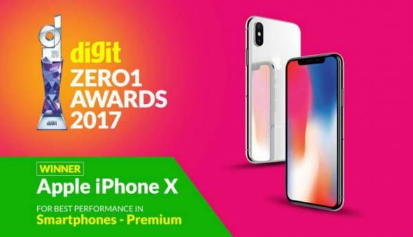 Digit Zero1 Awards 2017: Best Premium Smartphones