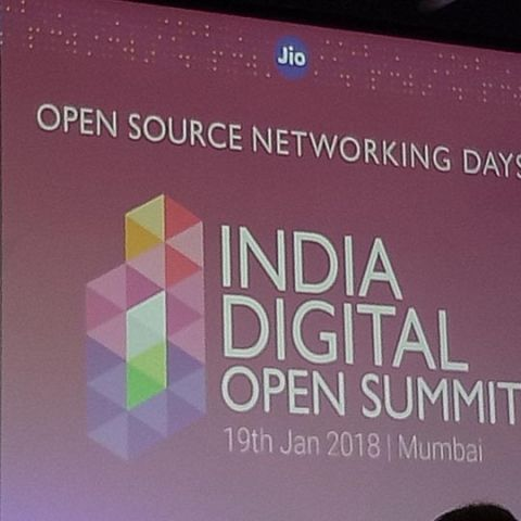 Reliance Jio India Digital Open Summit 2018: All about open source