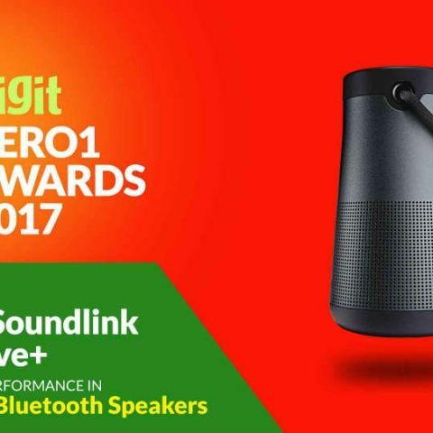 Digit Zero1 Awards 2017: Best Bluetooth Speaker