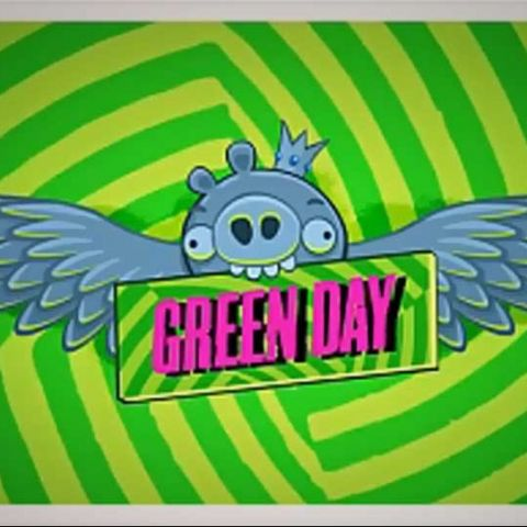 Rovio launches new 'Green Day' Angry Birds Friends episode