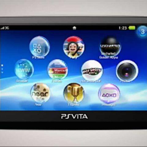Sony: 2.2 million Playstation Vita units sold globally