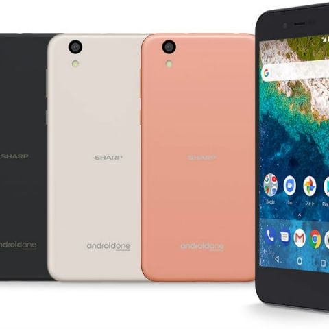 Sharp Android One S3 running Android 8.0 Oreo, Snapdragon 430 SoC launched in Japan