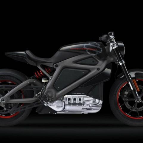 Harley-Davidson to unveil all-electric motorbike this year