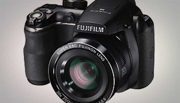 Fujifilm announces 14MP FinePix S4500 superzoom camera
