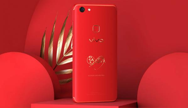 Vivo launches limited edition Infinite Red V7+ at Rs 22,990