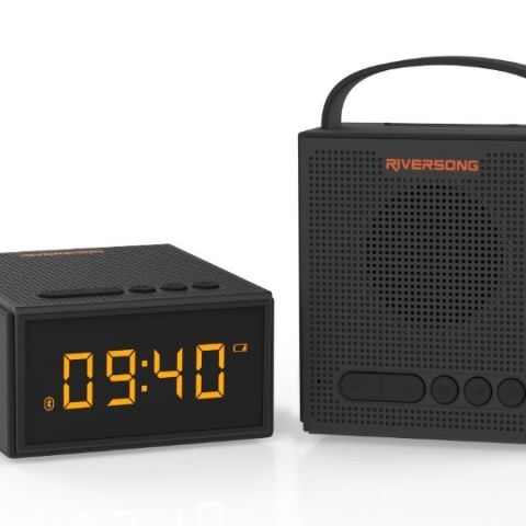 Riversong launches two new Bluetooth speakers in India