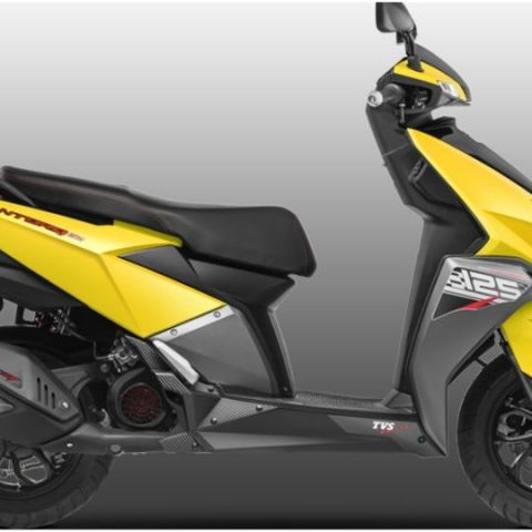TVS launches Bluetooth connected 125cc scooter called NTorq