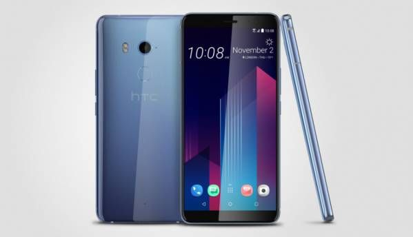 HTC U11+ with 6-inch 18:9 display, Edge Sense feature launched in India priced at Rs 56,990