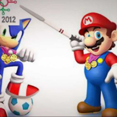 Go for The Digital Gold: Olympic video games
