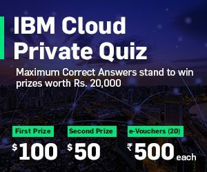 IBM Cloud Private Quiz