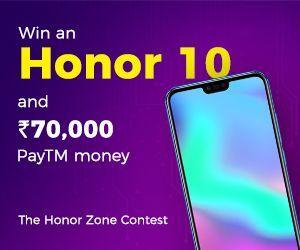 Honor Zone Contest