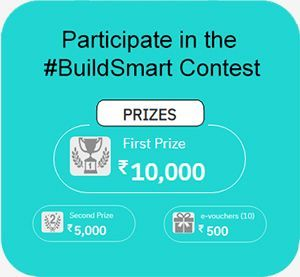 Participate in the #BuildSmart Contest