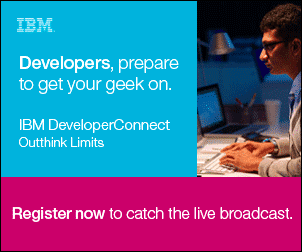 IBM DeveloperConnect Livestream
