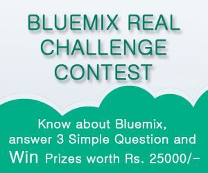 Bluemix Real Challenge Contest