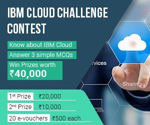 IBM Cloud Challenge Contest