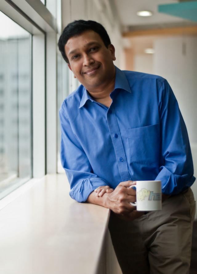 Demystifying the cool new Yahoo with Hari Vasudev   Digit