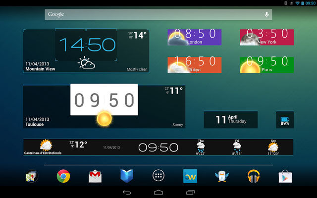 Top 5 widget apps for your Android device | Digit