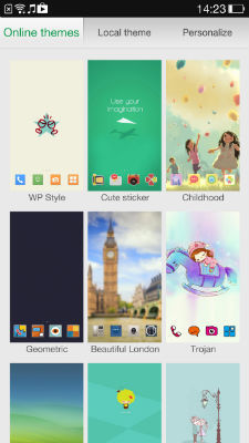 Oppo Themes